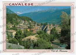 CAVALESE - Val Di Fiemme  -  XXL CARD - Big Format - Trento