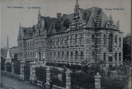 Willebroek - Willebroeck //LA Crèche 1908 Ed. Thomas - Willebroek