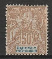 DAHOMEY - N°13 * (1901-05) - Nuovi