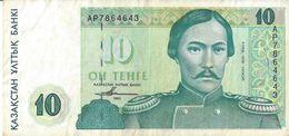 KAZAKHSTAN - 10 Tenge 1993 (AP7864643) - Kasachstan