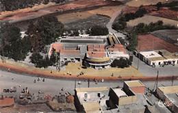 Maroc - AÏT-MELLOUL - Vue Aérienne De L'Hôtel-Restaurant Bellevue J. Pujol - Une Partie De Sa Piscine Et L'Oued Souss - Other