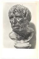 CPSM PF 11243. NAPOLI - Museo Nazionale - Seneca (Bronzo Del III O II Sec. A. C.) - Buste De Sénèque - Esculturas