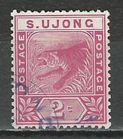 Sungei Ujong SG 50, Mi 14 O Used - Negri Sembilan