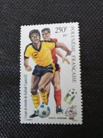 Polynésie Française N° PA 168 Neuf  Coupe Du Monde De Foot-ball Espagne 1982 - Zonder Classificatie
