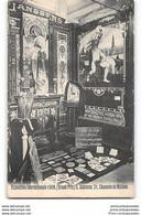 CPA Belgique Exposition Internationale De 1908 L. Jassens 21 Chaussée De Malines Anvers Faiences Marjoliques Carrelages - Other