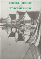 Great Britain Book 1985 Cricket Grounds Of Worchestershire - 34 Pages (LAR10-37) - 1950-Oggi