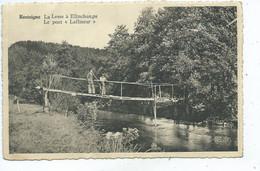 """Resteigne La Lesse à Ellinchamps - Le Pont """"Laffineur"""" - Tellin"""