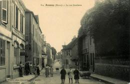 Avenay * La Rue Gambetta * Hôtel Café Du Centre * Le Familistère - Sonstige Gemeinden
