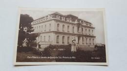 ANTIQUE PHOTO  POSTCARD PORTUGAL FARO - PALACIO E JARDIM DA QUINTA DE STO ANTONIO DO ALTO UNUSED - Faro
