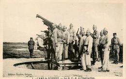 Suippes * Le Camp Militaire * La DCA à L'instruction * Défense Contre Avion * Canon Militaire * Militaria - Sonstige Gemeinden