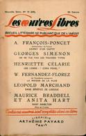 Carnet D'un Captif / On Ne Tue Pas Les Pauvres Types / Une Lionne : Cora Pearl / ... De Collectif (1947) - Other