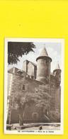 MONTBAZENS Rare Place De La Mairie (Mys) Aveyron (12) - Montbazens