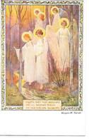 Illustrator - M.W. Tarrant - Angels, Angel, Ange, Engel, Angelo, Religious Card, Religion / With Rhyme - Altre Illustrazioni