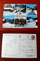 (FG.X48) VIGO DI FASSA - CIAMPEDIE - VEDUTE VEDUTINE (TRENTO) - Trento