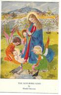 Illustrator - Muriel Dawson - Angels, Angel, Ange, Engel, Angelo, New-born King, Christ Child / Religion - Altre Illustrazioni