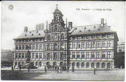 Anvers - Hôtel De Ville - Antwerpen