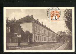 AK Frederiksborg, Statsskole - Denmark