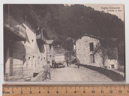 Ingria Canavese, Entrata Al Paese  - Cartolina, Fotografia E. Ferro (Cuorgnè) - Other Cities