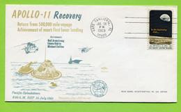 USA, 1969, Space, Espace, Apollo 11 - United States