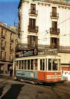 N°9484 R -cpm Tramway En Espagne -Mataro- - Tranvía