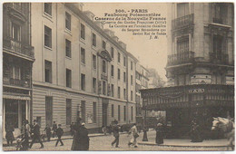75 PARIS IXe Faubourg Poissonnière Caserne De La Nouvelle France - Paris (09)