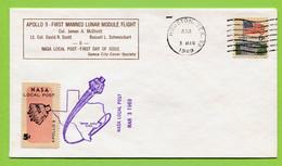 USA, 1969, Space, Espace, Apollo 12,  MCC  Houston - United States