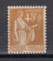 France 1932 Type Paix Yvert 282 ** Neuf Sans Charniere - Nuevos