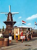 1 AK Niederlande * Eine Windmühle In Amsterdam - Eine Krüger Karte * - Amsterdam