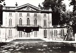 84 Sarrians Chateau De Tourreau Façade Coté Parterre CPSM GF - Sarrians