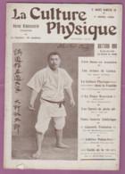 Revue LA CULTURE PHYSIQUE N° 78 Du 01/04/1908 Couverture AKITARO ONO - 1900 - 1949