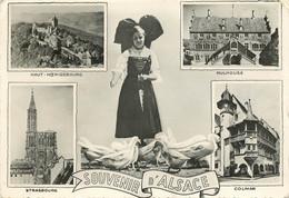 68 SOUVENIR D'ALSACE STRASBOURG COLMAR MULHOUSE - Non Classés