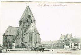 Deux-Acren , Eglise Et Couvent - Lessines