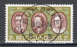 BELGIE: COB 1306  Mooi Gestempeld. - Oblitérés