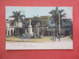 Albear Square  Havana Cuba   Ref  4620 - Cuba