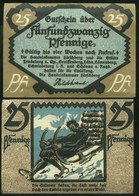 Notgeld Hirschberg = Jenenia Gora Niederschlesien Slask Polen Polska 1922 Schein 25 Pf Bankfrisch - [11] Local Banknote Issues