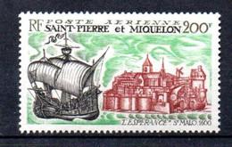 Q-9  St Pierre Et Miquelon PA N° 46 ** Fraicheur Postale. Dispersion Collection Colonies Françaises. - Ongebruikt