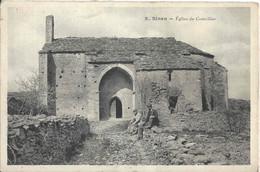 34 - Siran - Eglise De Centeilles - Carte Palau - Unclassified