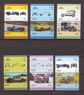Nevis 1986 Clasic Cars II MNH - Autos