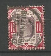 GRANDE BRETAGNE    1887  N°   102  Obl - Gebraucht