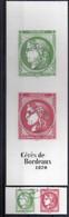 FRANCE 2020 CERES OBL SUR GOMME  VOIR SCAN - Used Stamps