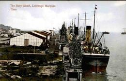 MOZAMBIQUE - Carte Postale - Lourenço Marques ( Maputo Actuellement ), Le Port - L 85795 - Mozambique