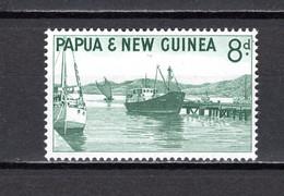 PAPOUASIE ET Nlle GUINEE    N° 27     NEUF AVEC CHARNIERE  COTE  1.40€    PORT BATEAUX - Papouasie-Nouvelle-Guinée