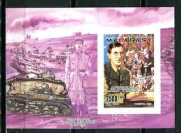 Thème Général De Gaulle - Madagascar - Yvert BF 989 - Neuf Xxx Non Dentelé - Lot 316 - De Gaulle (General)