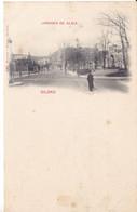 CPA Old Pc Early Espagne Bilbao Jardines De Alba - Vizcaya (Bilbao)