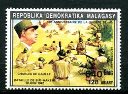 Thème Général De Gaulle - Madagascar - Yvert 1076 - Neuf Xxx Dentelé - Lot 318 - De Gaulle (General)