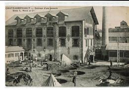 Chateaurenault Intérieur D'une Tannerie - Altri Comuni