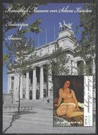 Belgium Belgien Belgie Belgique 2007 Modigliani Museum Antwerpen Musée Anvers Michel Bl. 116 (3649) MNH Mint Neuf Postfr - Blokken 1962-....