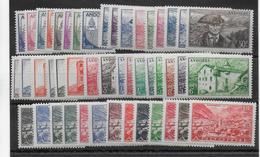 ANDORRE - YVERT N°93/137 * MLH CHARNIERE LEGERE - COTE = 94 EUROS - - Unused Stamps