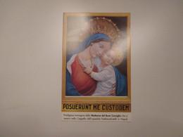 Madonna Del Buon Consiglio Cappella Ospedale Fatebenefratelli Napoli - Devotion Images