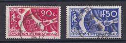 France Y&T  N °   326 Et 327    Valeur  13.30 Euros - Used Stamps